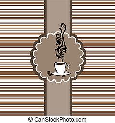 café, carte