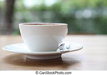café chaud