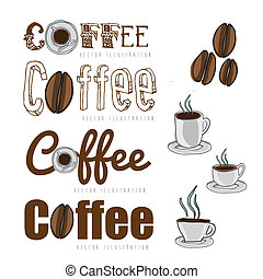 café, conception