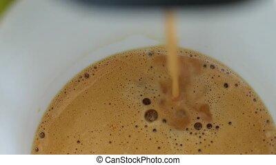 café faisant, tasse