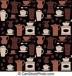 café, fundo