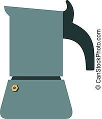 café, gêiser, fabricante