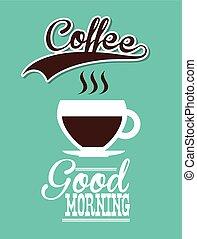 café, gostosa