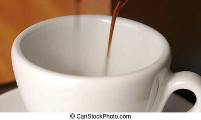 café, -, hd, tasse