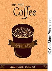 café, melhor