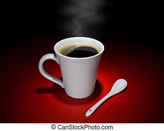 café, moment