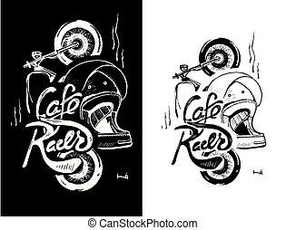 motorrad illustrationen und clip art motorrad. Black Bedroom Furniture Sets. Home Design Ideas