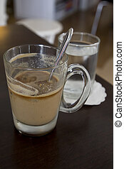 café, refrescante