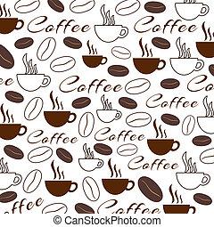 café, textura