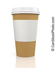 café, thermo, tasse