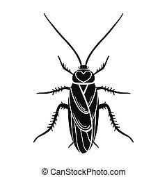 coccinelle style illustration insectes symbole isol illustration vecteurs. Black Bedroom Furniture Sets. Home Design Ideas