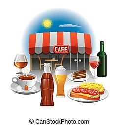cafe service