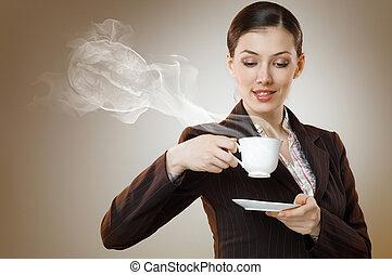 caffè, aromatico