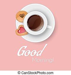 caffè, buon giorno