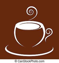 caffè caldo