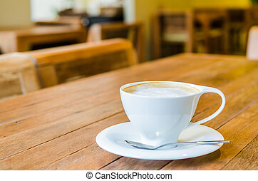 caffè, cappuccino
