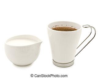 caffè, crema