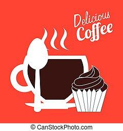 caffè, delizioso
