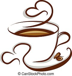 caffè, illustrazione