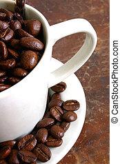 caffè, ricco