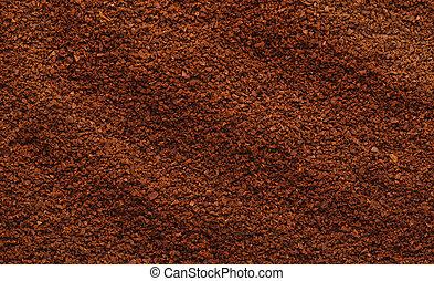 caffè, suolo
