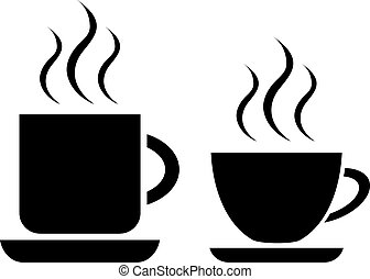 caffè tè, tazza