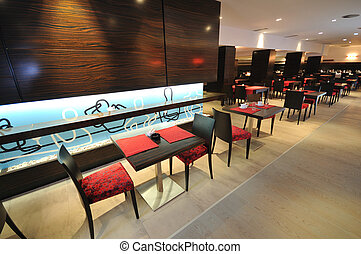caffee, restaurant