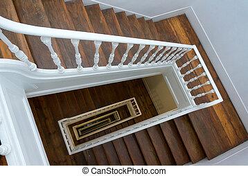 Images photographiques de Cage escalier. 1 653 photographies et ...