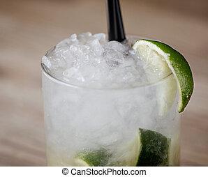 caipirinha, cóctel