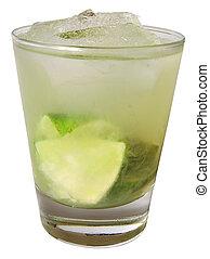 caipirinha - typical brazilian drink
