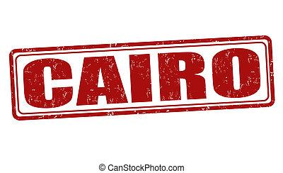 Cairo stamp
