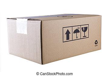caixa, embalagem