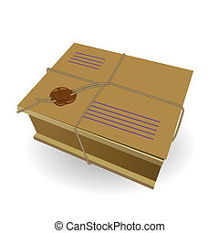 caixa madeira, tampa