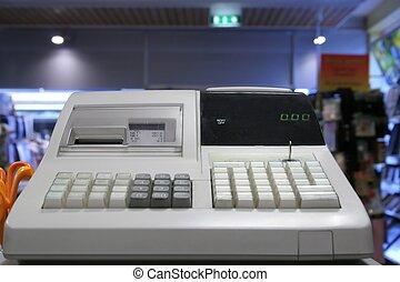 caixa registadora