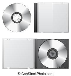 caixa, set., cd