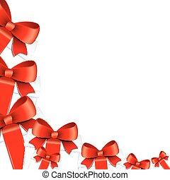 caixas, fundo, presente natal