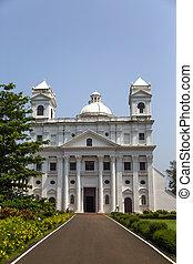 cajetan, C/,  India,  Goa, iglesia