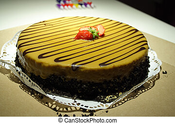 Cake - Caramel cake