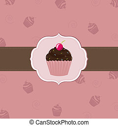 Cake Cards Template