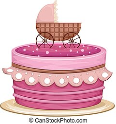 Cake Crib