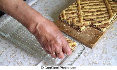 Cake - Delicious cake slices