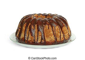 Cake - Isolated cake