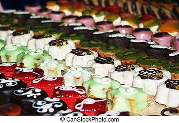 Cake market