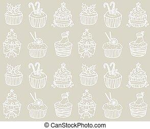 cake pattern