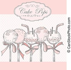 Cake Pops background