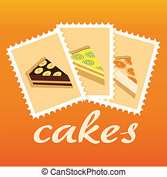 cake stamps