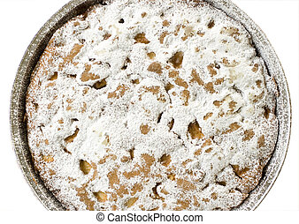 Cake with icing sugar - Photo of delicious cake with icing ...
