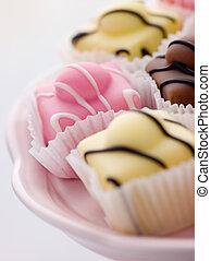 cakes, fondant, zich verbeelden