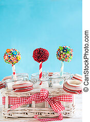 Cakes Pops time