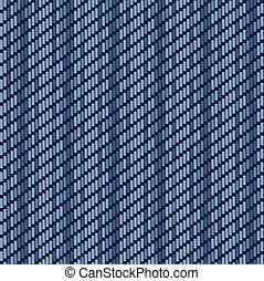 calças brim azuis, seamless